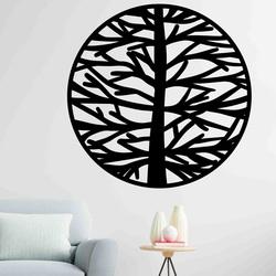 Sentop - großes Bild an der Wand eines Baumes MRLVEN