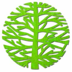 Sentop - Obrazek na ścianie drzewa  MRLVEN B