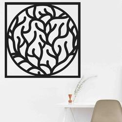 Stylesa - Nowoczesne malowanie na ścianie we włosach w ramie