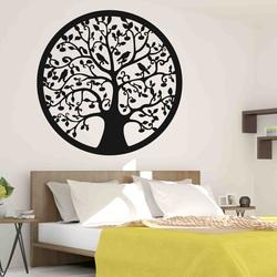 Sentop - Drewniany obraz na ścianie strumienia życia Hojnosť
