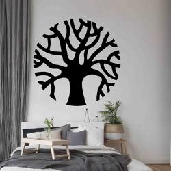 Stylesa - Nowoczesny drewniany obraz na ścianie ze sklejki POCCITT PR0384-B