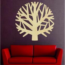 Sentop - Drewniany obraz na ścianie drzewa ze sklejki GOGFOG II