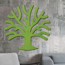 Sentop - Moderne Malerei an der Wand, Holz dekoration Holz dekoration MOARKO-B