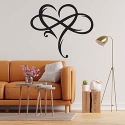 Sentop - Drewniany obraz na ścianie nieskończonej miłości