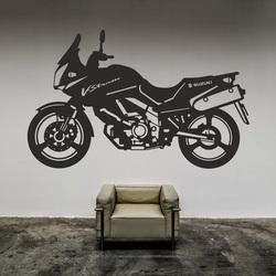 Stylowe malowanie ścian - V-Strom SUZUKI | SENTOP