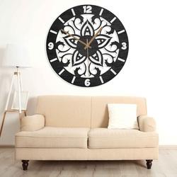 Drewniane zegary - naturalne i kolorowe ozdoby | SENTOP PR0441