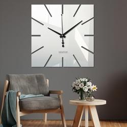 Zegar ścienny Sentop X0099 lustro z pleksi również kolorowe