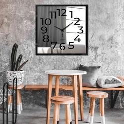 Zegar ścienny z PMMA - Sentop | X0101 | podwójna warstwa