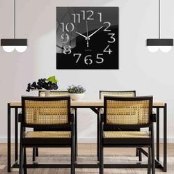 Zegar ścienny z PMMA - Sentop | X0102 | kolorowy