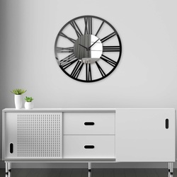 Zegar ścienny z pleksiglasu - Sentop | X0107 | podwójna warstwa