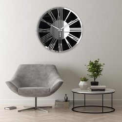 Zegar ścienny z pleksiglasu - Sentop | X0110 | podwójna warstwa