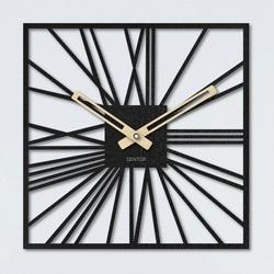 Ceas de perete - Sentop   HDFK027   de lemn