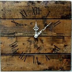 Drevené hodiny na vašu stenu jarmilka