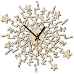 Nowoczesne zegary ścienne - Piorun