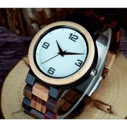 Stylowy zegarek na rękę z drewna-GEORGIA-Yisuya