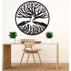 Moderní obraz z dřevěné překližky KOŘENY L
