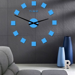 Duże zegary na ścianie STYLE 2D