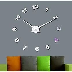 Lustro zegara ściennego. Numery lusterek zegarowych DIY NOSPEN