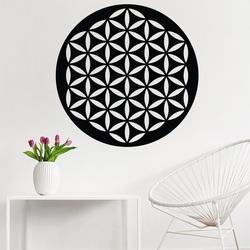 Mandala fajny drewniany obraz na ścianie ze sklejki YISUIYU