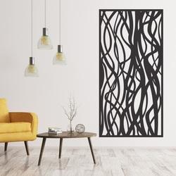 Decoratiuni de lemn pictura pe un perete de placaj HARABASO