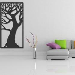 Drewniane zdjęcie na ścianie wykonane z drewnianej sklejki ROBUST