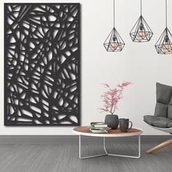 Drewniany obraz na ścianie ze sklejki Topol RHELLOOO