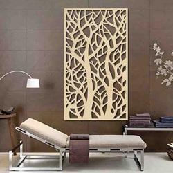 Malowanie ścian drzewa z topoli ze sklejki drewnianej Lydia