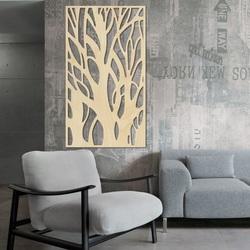 Malowanie ścian drzewa z topoli ze sklejki drewnianej Lydia 2