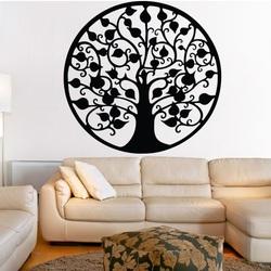 Decorarea pe perete a unei imagini de lemn din abundență din lemn FORTUNE