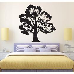Nowoczesne malowidło ścienne drzewo bonsai drewniana sklejka topolowa ERGLIN