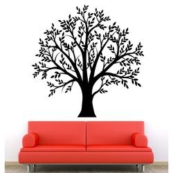 Nowoczesny obraz na ścianie drzewa ze sklejki   LAKTISF