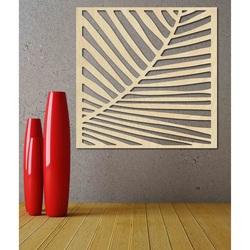 Rzeźbione drewniane ściany obrazu ze sklejki HRKEL