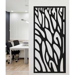 Rzeźbione Drewniane zdjęcie na ścianie sklejki LISSER