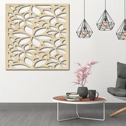 Rzeźbiony obraz na ścianie drewnianej sklejki NOVAK