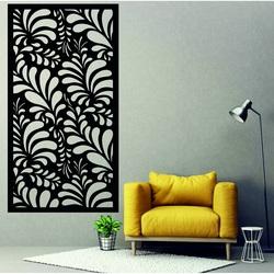 Obraz ścienny wyrzeźbiony z drewnianej sklejki kwiat PIXABAY