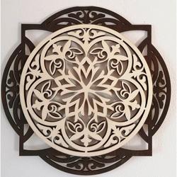 Obraz na ścianie ze sklejki drewnianej, przednia część z topoli, oryginalna kolorystyka tylnej części na zdjęciu do wyboru