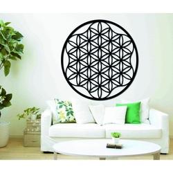 Obraz mandali na ścianie ze sklejki do 120 cm