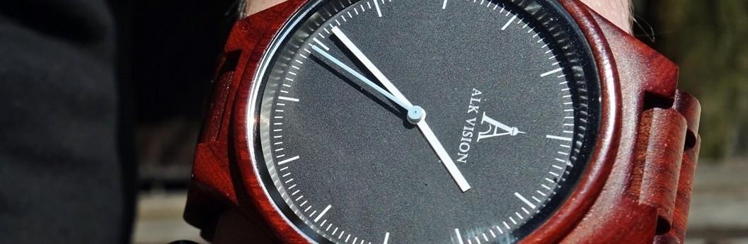 Ręka stylowy zegarek